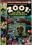 2001: A Space Odyssey  1 (VG/FN 5.0)