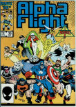 Alpha Flight 39 (VF 8.0)