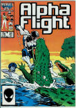 Alpha Flight 41 (VF 8.0)