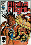 Alpha Flight 49 (VF 8.0)