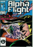 Alpha Flight 50 (FN/VF 7.0)