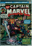 Captain Marvel 42 (FN/VF 7.0)