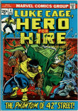Luke Cage, Hero for Hire 4 (FN- 5.5)