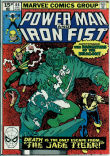 Power Man and Iron Fist 66 (FN/VF 7.0) pence