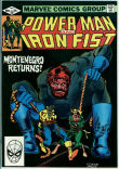 Power Man and Iron Fist 80 (VF+ 8.5)