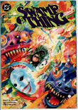Swamp Thing (2nd series) 117 (VF+ 8.5)