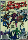 West Coast Avengers (2nd series) 18 (VF+ 8.5)