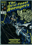West Coast Avengers (2nd series) 23 (FN 6.0)