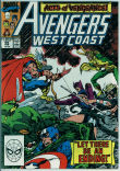 Avengers West Coast (2nd series) 55 (FN+ 6.5)