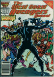 West Coast Avengers Annual 1 (FN- 5.5)